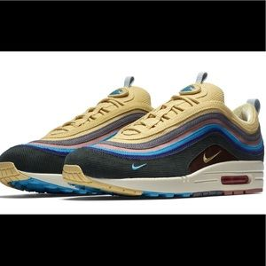 "Brand new Air Max ""1/97 Sean Wotherspoon's"""